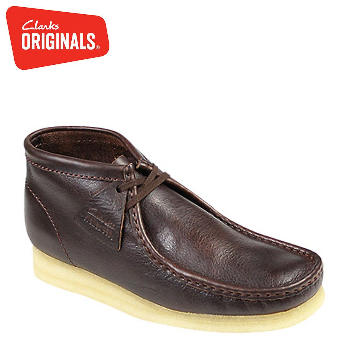 ブーツ, デザート Clarks Originals WALLABEE BOOT M 26103668
