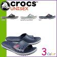 crocs クロックス クロックバンド ロープロ スライド サンダル CROCBAND LOPRO SLIDE クロスライト 15692 3カラー アウトドア メンズ レディース