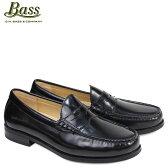 G.H. BASS ローファー ジーエイチバス メンズ ペニー CARMICHAEL PENNY LOAFER 70-10204 靴 ブラック [6/23 新入荷]