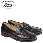 G.H. BASS ローファー ジーエイチバス メンズ ペニー CARMICHAEL PENNY LOAFER 70-10209 靴 ブラウン [6/23 新入荷]