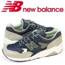 ニューバランス 585 メンズ new balance スニーカー M585TR Dワイズ 靴 ネイビー