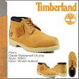 Timberland ティンバーランド ウォータープルーフ チャッカブーツ Waterproof Chukka Boot 50061 ウィート メンズ [8/10 追加入荷]
