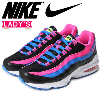 耐吉空氣最大女士NIKE運動鞋AIR MAX 95 GS空氣最大310830-007鞋多[12/17新進貨]