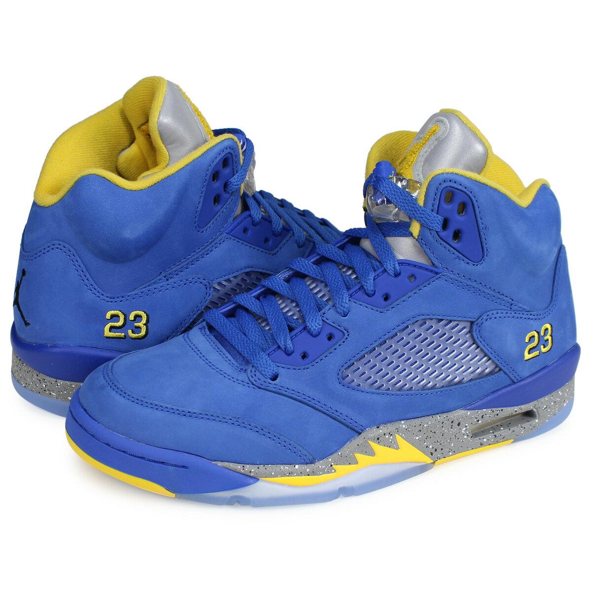 メンズ靴, スニーカー  NIKE 5 AIR JORDAN 5 RETRO JSP LANEY CD2720-400