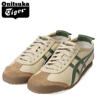 鬼塚虎 asics 鬼塚虎 Asic 墨西哥 66 運動鞋 THL202-1785年墨西哥 66 男裝女裝鞋米色