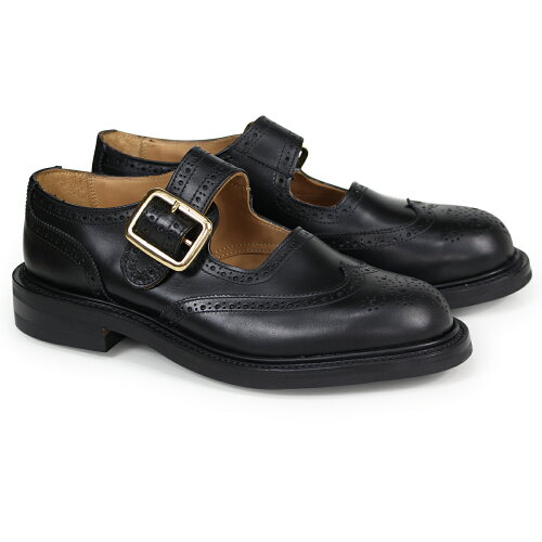 Tricker's BUCKLE ウイングチップ
