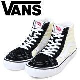 VANSSK8-HIバンズスニーカーメンズヴァンズハイカットREISSUEPROVN000VHGJ6G靴ブラック×ホワイト