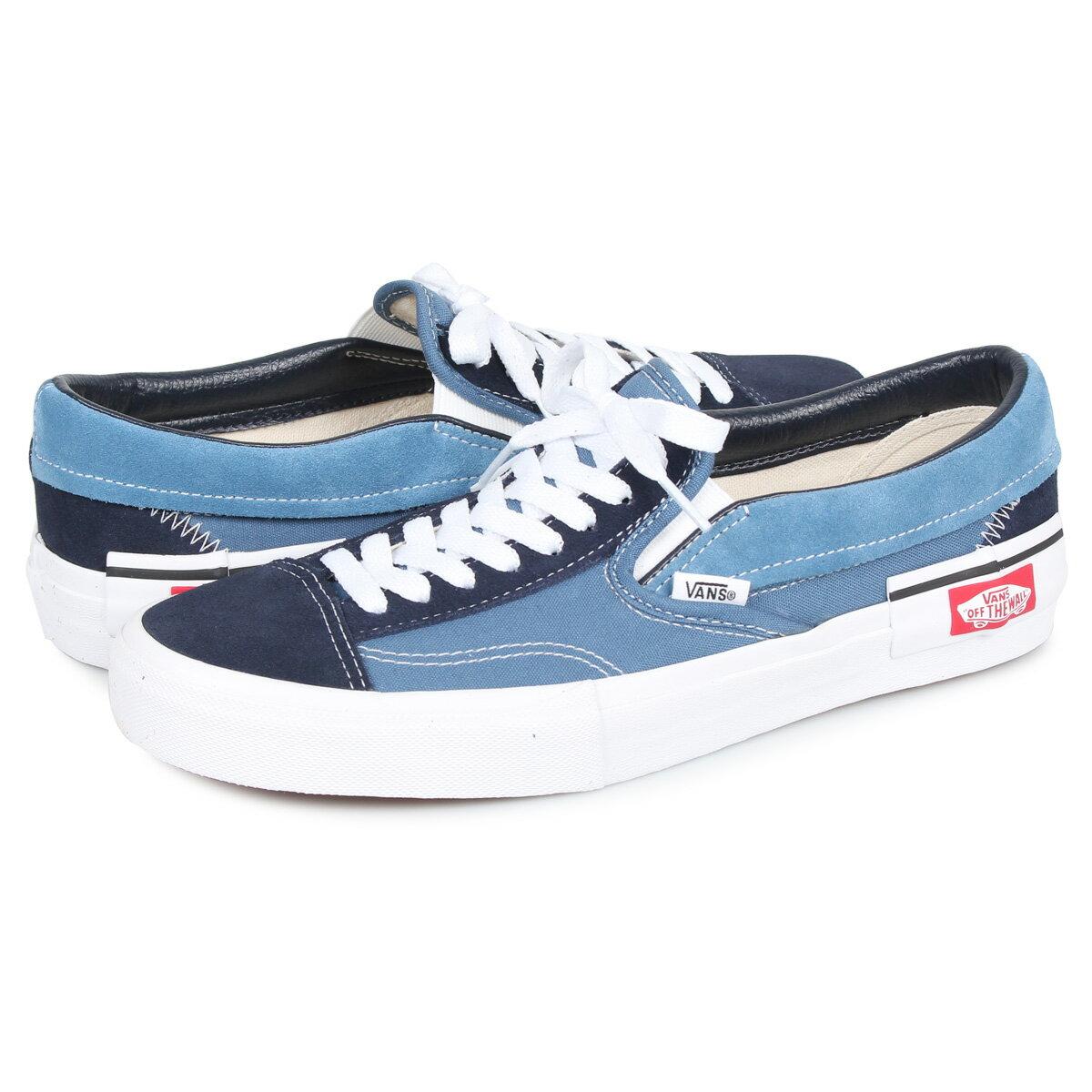 メンズ靴, スリッポン VANS SLIP-ON CAP REFLECTIVE VN0A3WM5TUX