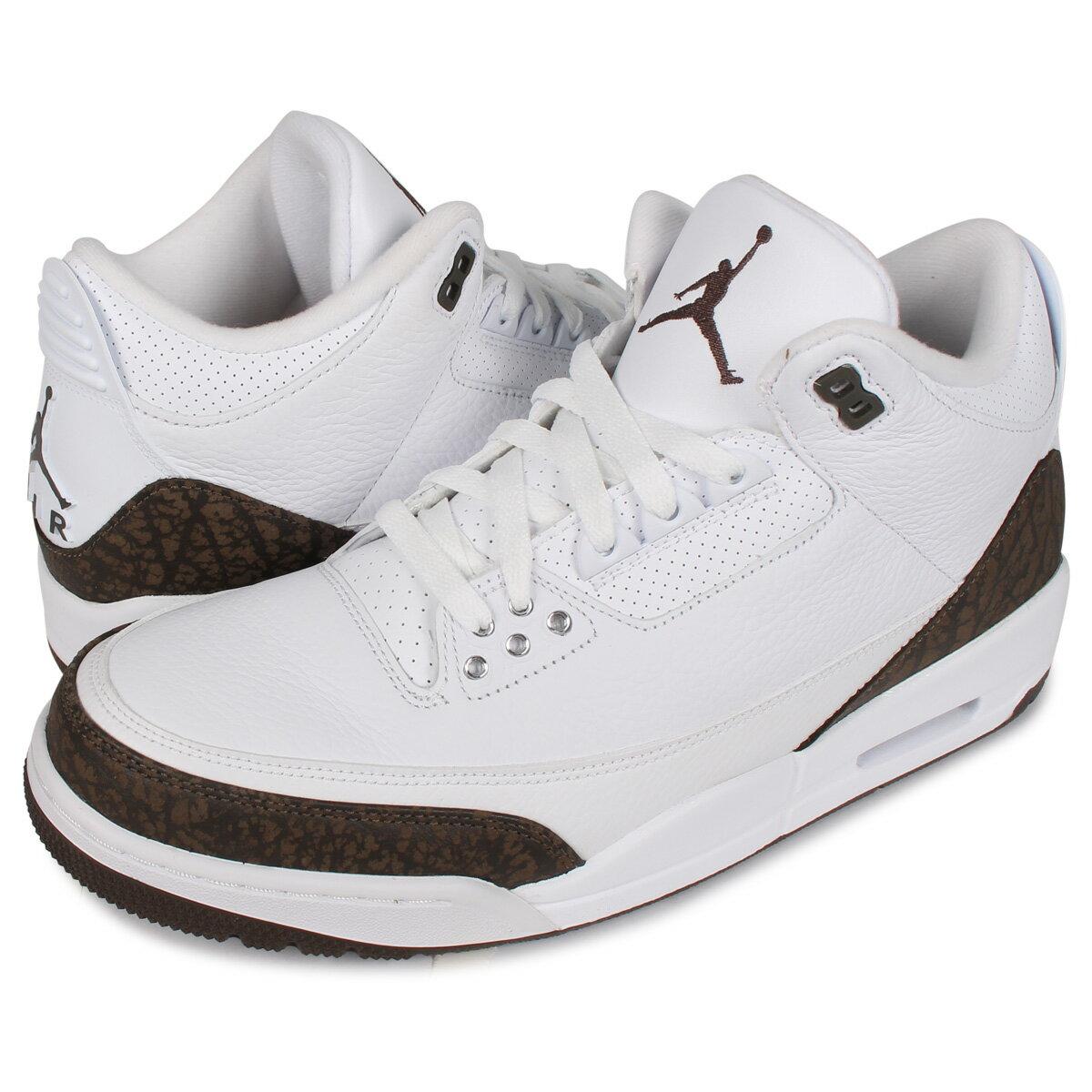 メンズ靴, スニーカー  NIKE 3 AIR JORDAN 3 RETRO 136064-122