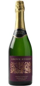 【29%OFF】 ■グローヴ ストリート プライヴェート キュヴェ スパークリング ワイン カ...