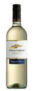 ■ノシオ テッレ デル ノーチェ ピノ グリージョ[2012]Terre del Noce Pinot Grigio[2012]【...