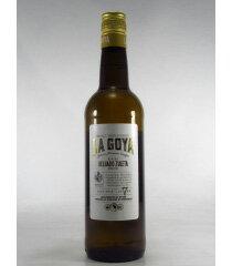 ■【お取寄せ】デルガド スレタ マンサニーリャ ラ ゴヤ[NV] [ スペインワイン ヘレス ]