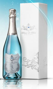 【箱あり】【送料無料】ブランドブルー キュヴェムスー スパークリングワイン Blanc de Blue...