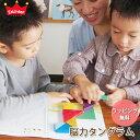 エドインター おもちゃ 脳力タングラム 知の贈り物シリーズ エド・インター / 知育玩具 パズル 図形 誕生日 プレゼント ベビー おもちゃ 3歳 4歳 5歳 3才 4才 5才 男の子 女の子 子供 プレゼント