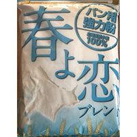 【平和製粉】北海道産小麦粉100%使用パン用『春よ恋ブレンド』1kg×20袋