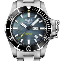 ボールウォッチ正規品腕時計60回無金利ローン可BALLWATCH2021新製品6月発売エンジニアハイドロカーボンサブマリンウォーフェアブラックMOP日本限定100本限定スイス製耐磁性耐衝撃性DM2236A-S1CJ-BK