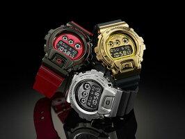 【送料無料】GM-6900G-9JFG-SHOCKGショックメンズゴールド腕時計CASIO【創業100年の時計店】【国内正規品】