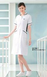 医療用白衣 メディカルウェアワンピース 3017EW (SS〜4L)メディカルウェアフォーク (FOLK) お取寄せ