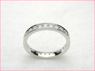 プラチナ フルエタニティーダイヤモンドリング 10P20Feb09 【tokai1106sale】