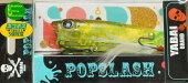 【ネコポス対応・クロネコDM便では送れない大きさです】ゲーリー・ヤバイブランドポップスラッシュ#05カボスレモンシェル