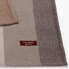 西川ブラウン色インナーブランケットシングル150×200cmふわっと起き毛日本製IK0653-FQ00183042