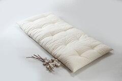 職人手作り 敷布団 シングルサイズ インド綿100% 6kg入 綿ブロード生地