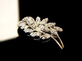 【USED】ダイヤモンドリング-RING-18KWG(ホワイトゴールド)ダイヤモンドブルートパーズ(2.72ct)【LuxuryBrandSelection】【】