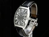 【USED】 フランクミュラー - FRANCK MULLER - カサブランカ 6850 SS/革 自動巻き メンズ 桜新町 腕時計【中古】