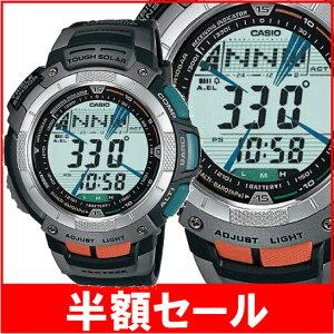 プロトレック 電波時計 タフソーラー 電波 ソーラー 腕時計 カシオ 電波腕時計 ソーラー電波時...