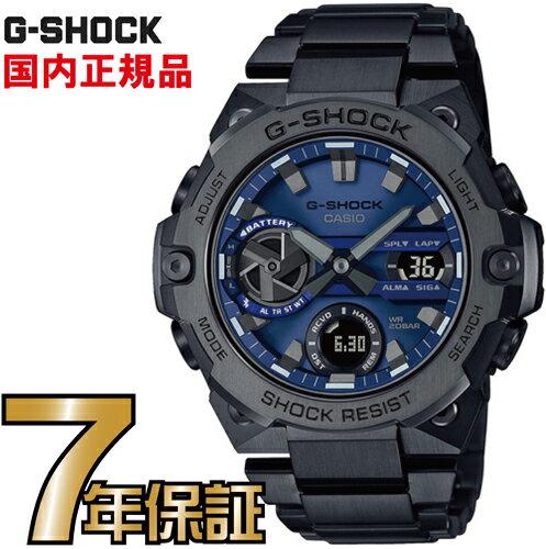 腕時計, メンズ腕時計 G-SHOCK G GST-B400BD-1A2JF G-STEEL G Bluetooth
