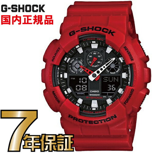 腕時計, メンズ腕時計 G-SHOCK G GA-100B-4AJF CASIO