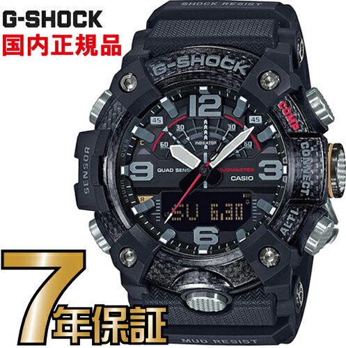 腕時計, メンズ腕時計 G-SHOCK G GG-B100-1AJF Bluetooth