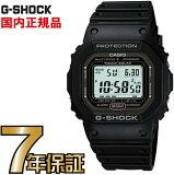 G-SHOCK Gショック 電波 ソーラー GW-5000-1JF 電波時計 タフソーラー カシオ 腕時計 電波腕時計 ジーショック 【国内正規品】【送料無料&代引手数料込み】 電波 ソーラー Gショック☆重厚なメタルケースで、スクリューバックを採用 新品【smtb-MS】