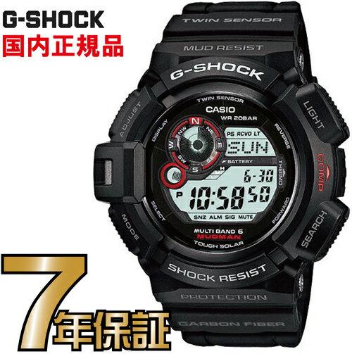 腕時計, メンズ腕時計 G-SHOCK G GW-9300-1JF CASIO 6 MUDMAN