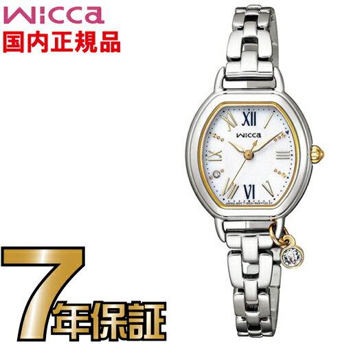腕時計, レディース腕時計  KP2-515-13 wicca CITIZEN