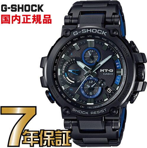 腕時計, メンズ腕時計 G-SHOCK G MTG-B1000BD-1AJF MT-G