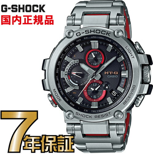 腕時計, メンズ腕時計 G-SHOCK G MTG-B1000D-1AJF MT-G