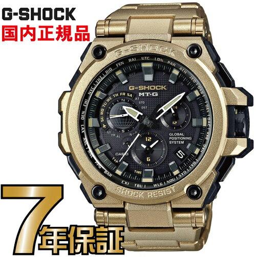 腕時計, メンズ腕時計 G-SHOCK G MTG-G1000RG-1AJR GPS MT-G