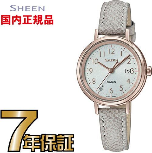 腕時計, レディース腕時計 SHS-D100CGL-7AJF SHEEN CASIO New