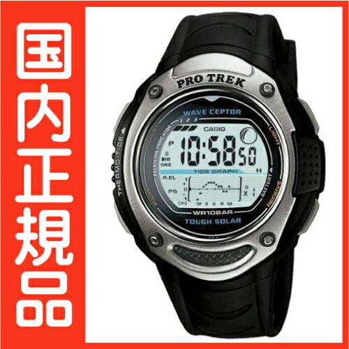 カシオ プロトレック 電波時計 タフソーラー電波 ソーラー 腕時計 電波腕時計 メン...