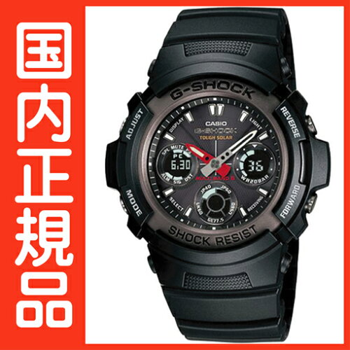 G-SHOCK Gショック AWG-101-1AJF タフソーラー アナログ 電波時計 カシオ 電波 ソーラー 腕時計 電...