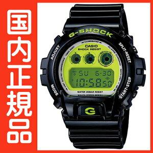 在庫あります G-SHOCK Gショック クレイジーカラー ジーショック DW-6900CS-1JFG-SHOCK Gショッ...