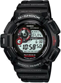 G-SHOCKGショックGW-9300-1JF新型マッドマンCASIO腕時計【国内正規品】メンズ【30%OFFで送料無料&代引手数料込み】6月新作マッドレジスト(防塵・防泥)構造の「MUDMAN(マッドマン)」【smtb-MS】