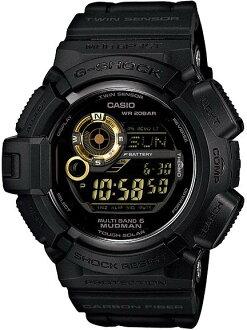 G-SHOCKGショックGW-9300GB-1JF新型マッドマンCASIO腕時計【国内正規品】メンズ【30%OFFで送料無料&代引手数料込み】6月新作Black×GoldSeriesブラック×ゴールドシリーズ【smtb-MS】