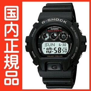 在庫あります G-SHOCK Gショック GW-6900-1JF 電波時計 タフソーラー 電波G-SHOCK Gショック GW...