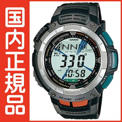プロトレック 電波時計 タフソーラー 電波 ソーラー 腕時計 カシオ 電波腕時計 メ...