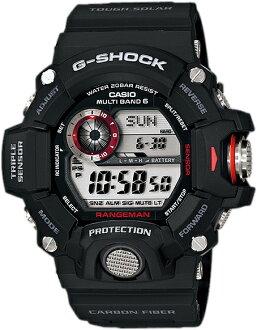 G-SHOCKGショック電波ソーラーGW-9400BJ-1JFレンジマンCASIO腕時計【国内正規品】メンズ【30%OFFで送料無料&代引手数料込み】