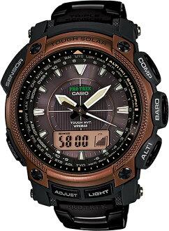 プロトレックPRW-5050L-1JFPROTREK電波時計タフソーラー電波ソーラーカシオ腕時計電波腕時計【国内正規品】【送料無料&手数料込み】本格アウトドアウオッチとして機能性を追求しているプロトレックの視認性を向上させたNewモデル