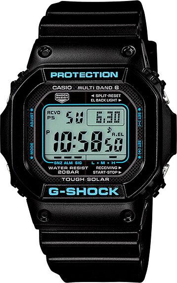 G-SHOCK Gショック GW-M5610BA-1JF 5600 新作 タフソーラー デジタル 電波時計 カシオ 電波 ソーラー 腕時計 電波腕時計 メンズ ソーラー電波時計 ジーショック 電波 ソーラー TheG