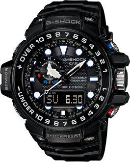 G-SHOCKGショックGWN-1000B-1AJFタフソーラーアナログ電波時計カシオ電波ソーラー腕時計電波腕時計【国内正規品】海上での使用を想定したNewモデル「GULFMASTER(ガルフマスター)」が登場